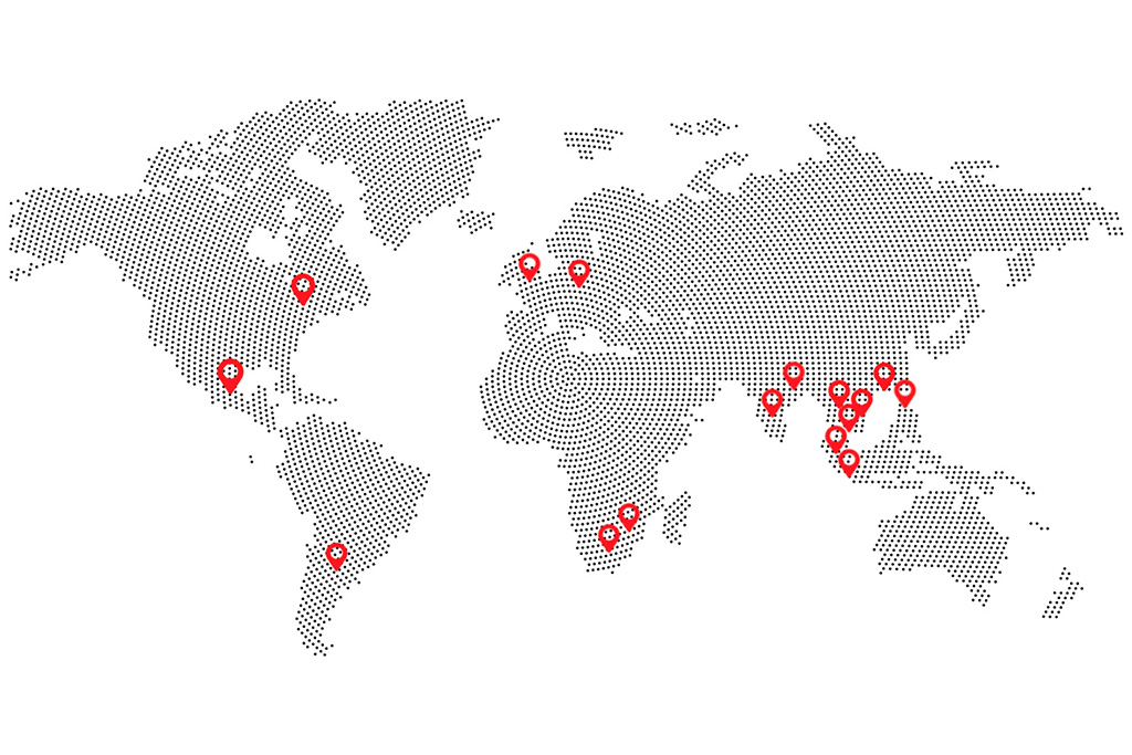 Sapio Reach map artificial intelligence DLT ai thailand ml fintech services